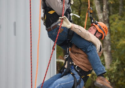 Petzl Technical Partner - Priority One Safe-T